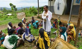 Article: Just 5% of Global Health Leaders Are Women From Low or Middle-Income Countries