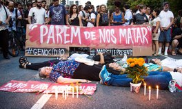 Article: 4 Women Are Killed Every Day in Brazil as Femicide Persists