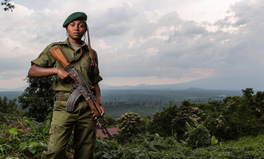 Article: Meet the Female Rangers Fighting to Save DRC's Last Mountain Gorillas