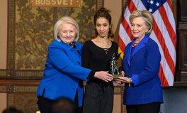Article: Hillary Clinton Gives Human Rights Award to ISIS Survivor Nadia Murad