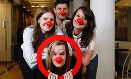 Article: This month Red Nose Day is back, giving you the opportunity to help kids in need around the world