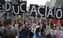 Article: Students and Teachers Across Brazil Protest Against Education Funding Cuts