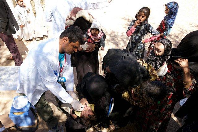 doctor in yemen