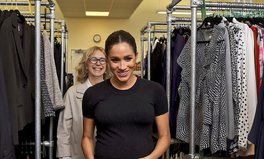 Article: Meghan Markle Gives Sneak Peek of UK Charity Clothing Line to Help Women Looking for Work
