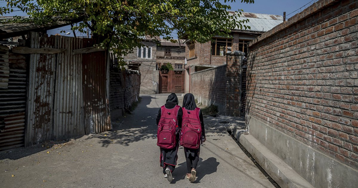 The Crisis in Kashmir Could Upend Education for Millions of Children