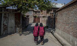 Article: The Crisis in Kashmir Could Upend Education for Millions of Children