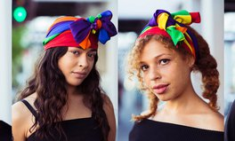 Artikel: These Rainbow Headscarves Are Making a Bold Statement About Marriage Equality