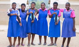 Article: Reusable Sanitary Pads Help Keep Menstruating Girls In School