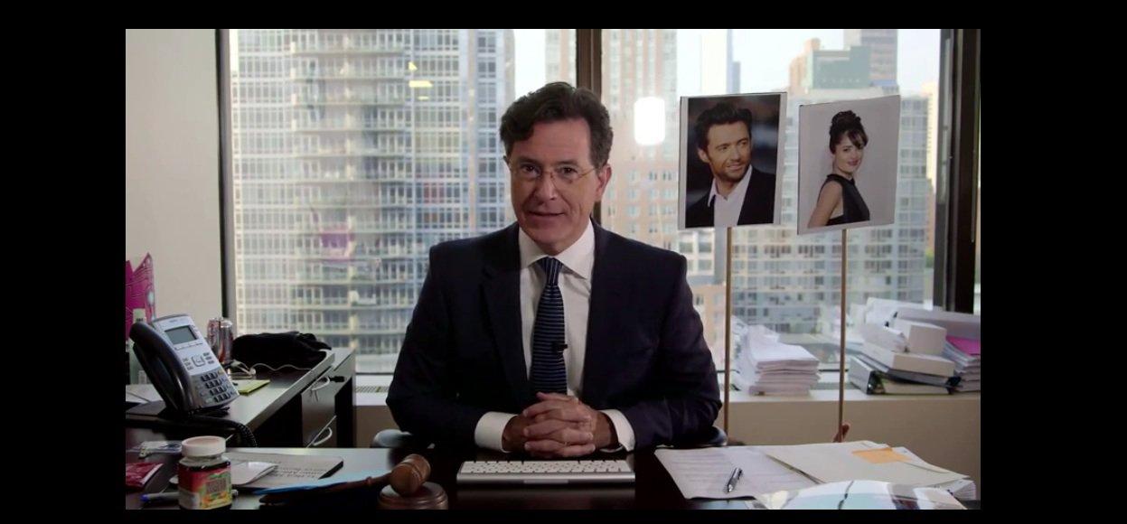 Stephen Colbert thumbnail