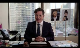 Video: Stephen Colbert invades Norway through twitter to get girls an education-and he needs your help