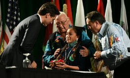 Artikel: This 13-Year-Old Indigenous Girl Has Been Nominated for a Global Peace Prize