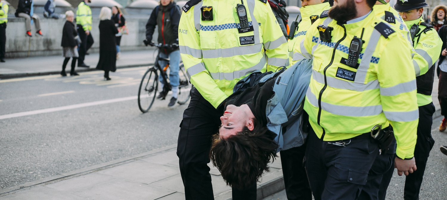Climate Activists Celebrate Victory as Police Ban on Extinction Rebellion Is Ruled Unlawful
