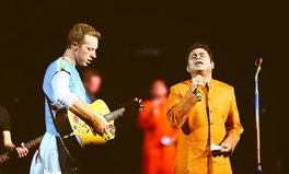 Article: Coldplay & A.R. Rahman Perform Stunning Cover of 'Vande Mataram' at Global Citizen Festival India