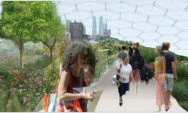 Article: Floating garden to offer free produce to residents of NYC