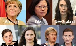 Artículo: Diese Länder kommen besonders gut durch die Coronakrise – was sie gemeinsam haben? Frauen an der Macht!