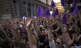 Article: Thousands Are Protesting in Spain After 5 Men Were Cleared of Gang Rape