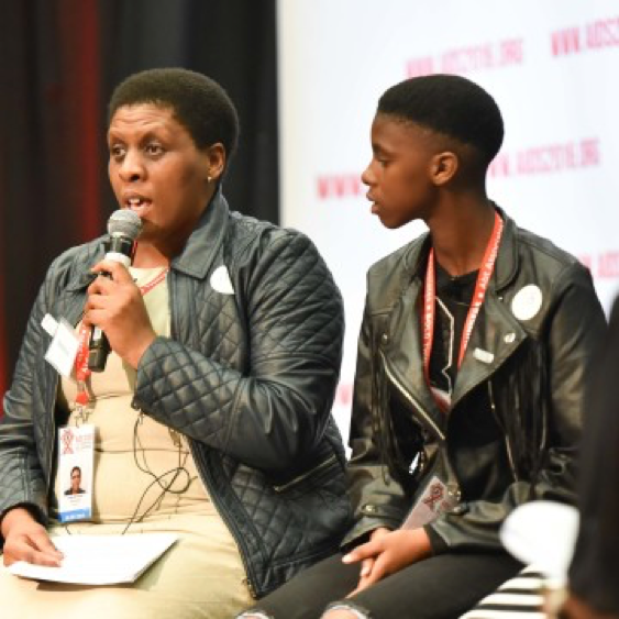 I'm a Mom With HIV': Meet the Mother-Daughter Pair on a Mission to