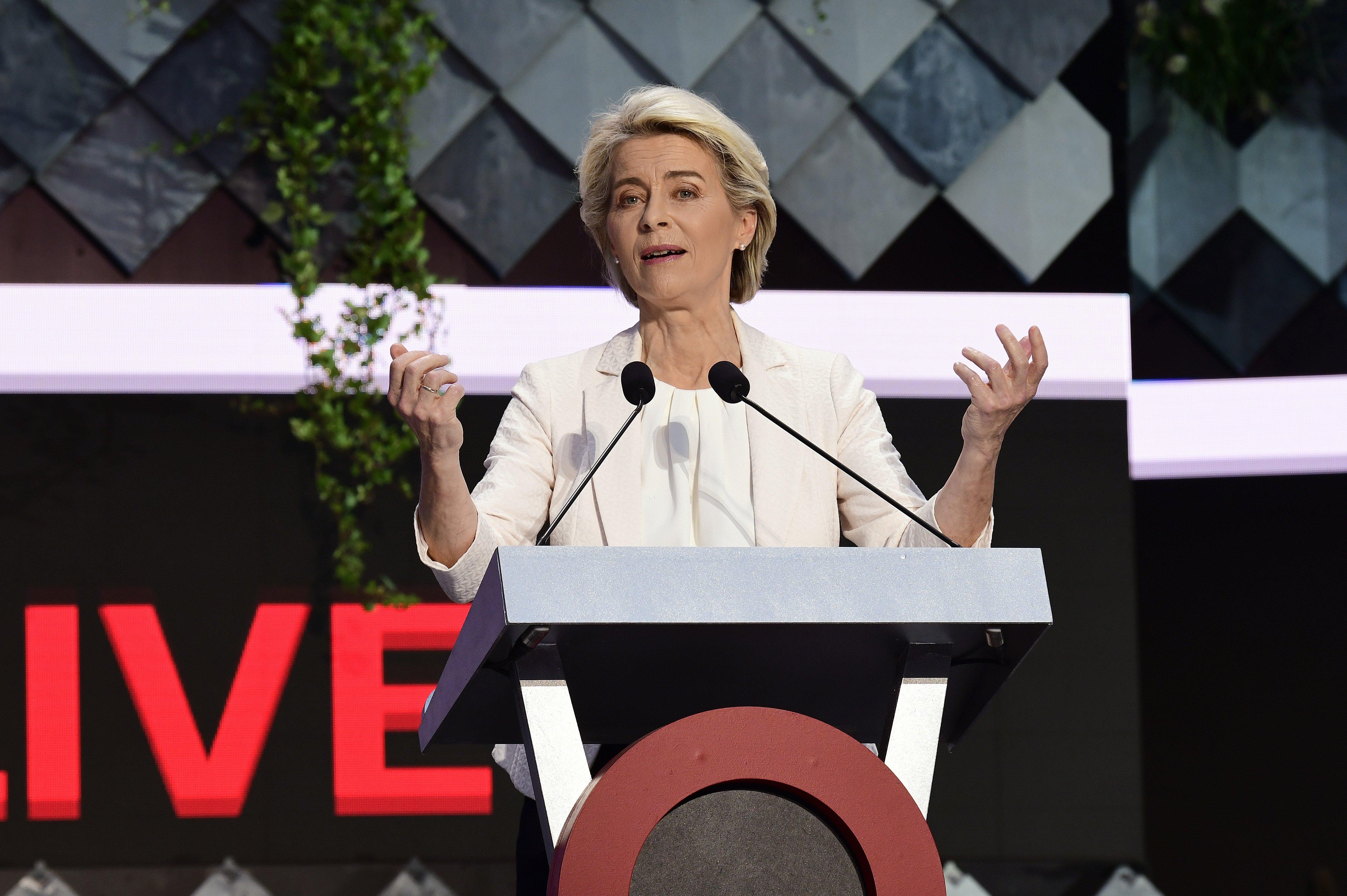 ursula-von-der-leyen-global-citizen-live-paris