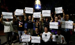 Article: Rights Group Urges Australia to Confront Vietnam Over Human Rights Abuses