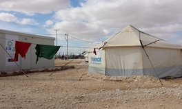 Article: First COVID-19 Cases Confirmed in Jordan's Sprawling Refugee Camps