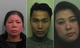 Article: 'Devious' Nail Bar Owner Jailed for Forcing Trafficked Girls into Slavery in Britain