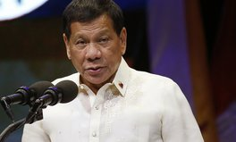 Artikel: Philippine President Mocks Condoms Use as HIV Rate Soars 3,000%