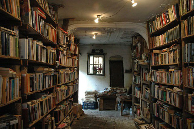 Bombs Shrapnel And Books Syria S Secret Library