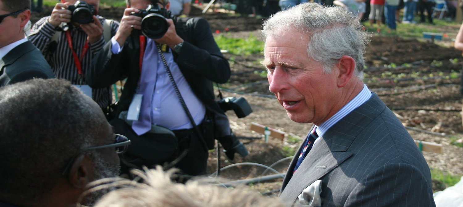 Climate Change Is the Greatest Threat to Humanity, Prince Charles Warns