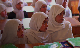 Artikel: Hamara, 12, Dreams of Teaching Afghan Girls