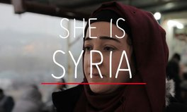 Video: 'She Is Syria' Shines Light on Women of the Refugee Crisis