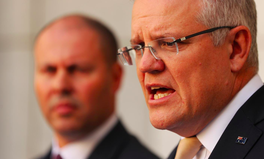 Artículo: Scott Morrison Pledges Billions to Help Protect Australians Against Coronavirus