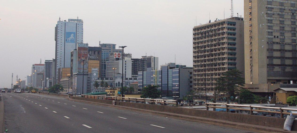 In Lagos nigeria