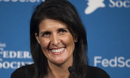 Article: Donald Trump's Pick for UN Ambassador Is S.C. Gov. Nikki Haley