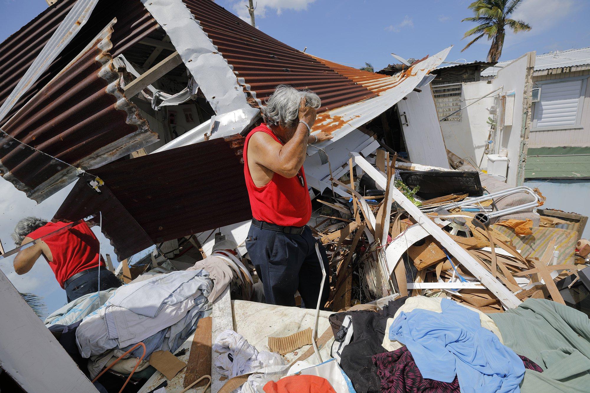 Mercy Corps Hurricane Maria Puerto Rico