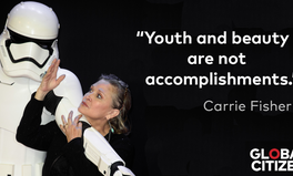 Article: Here Are 7 Carrie Fisher Quotes About How Badass Women Are in Honor of Star Wars Day