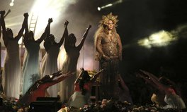 Article: Beyoncé Sends Powerful Message to Women, Mothers, and Daughters From Grammys Stage