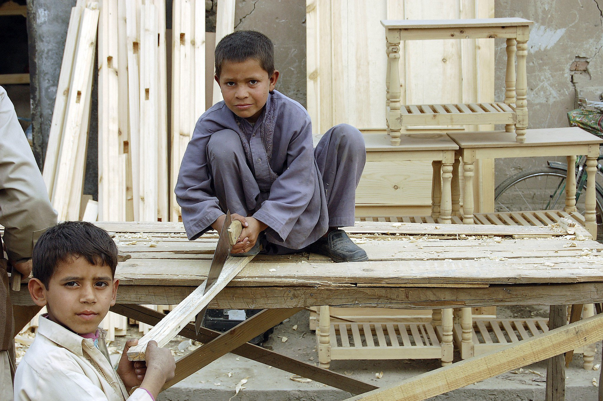 Child labor in Afghanistan.jpg
