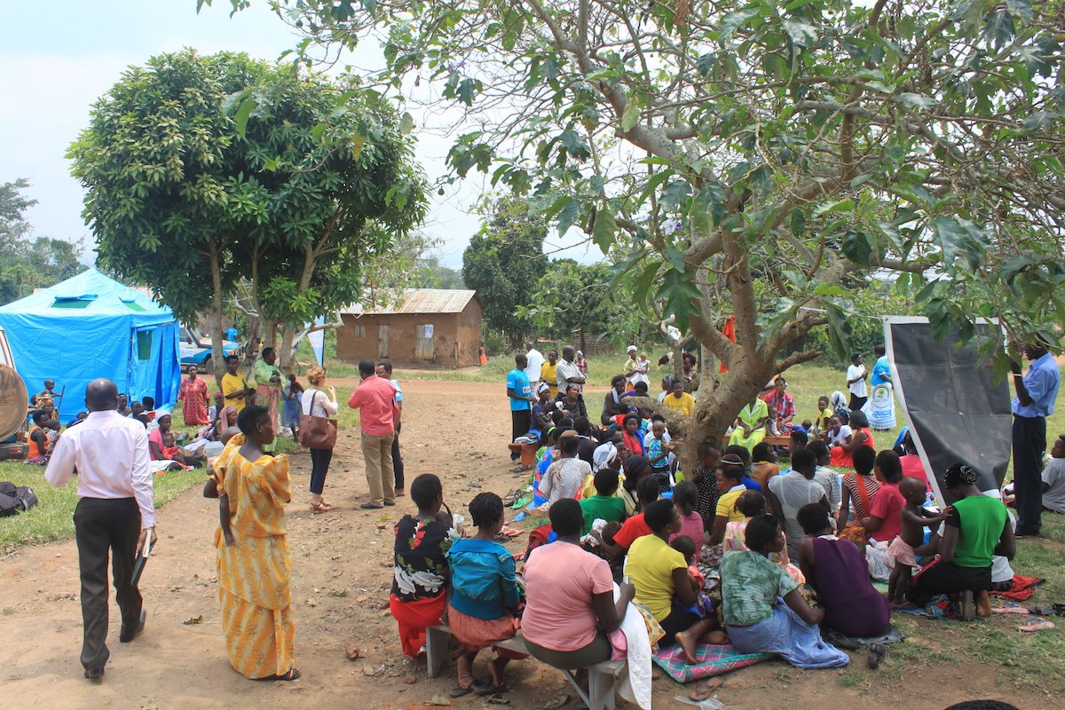 Pop Up Clinics : How pop up clinics in uganda are filling the gap sexual