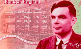 Article: Gay Computer Science Legend Alan Turing Will Be the Face of England's New £50 Note