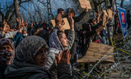 Article: How the Refugee Crisis at the Greek-Turkish Border Makes Me Feel About Europe