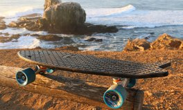 Article: These skateboards and sunglasses are cleaning up the oceans