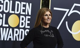 Article: The Powerful Message Behind Connie Britton's Golden Globes Sweater