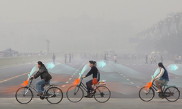 Article: These Smog-Filtering Bikes Are Giving People in China Clean Air
