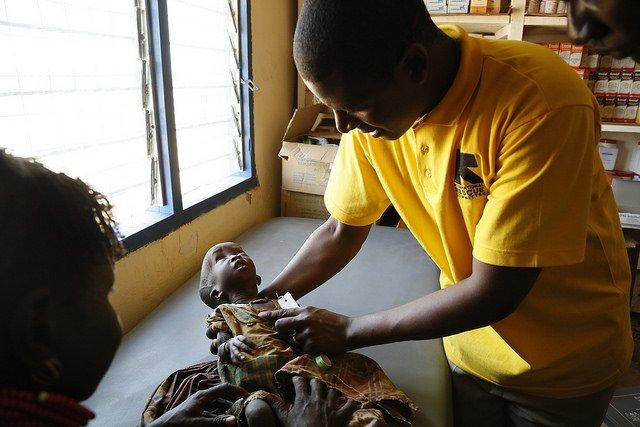 kenya baby malnutrition