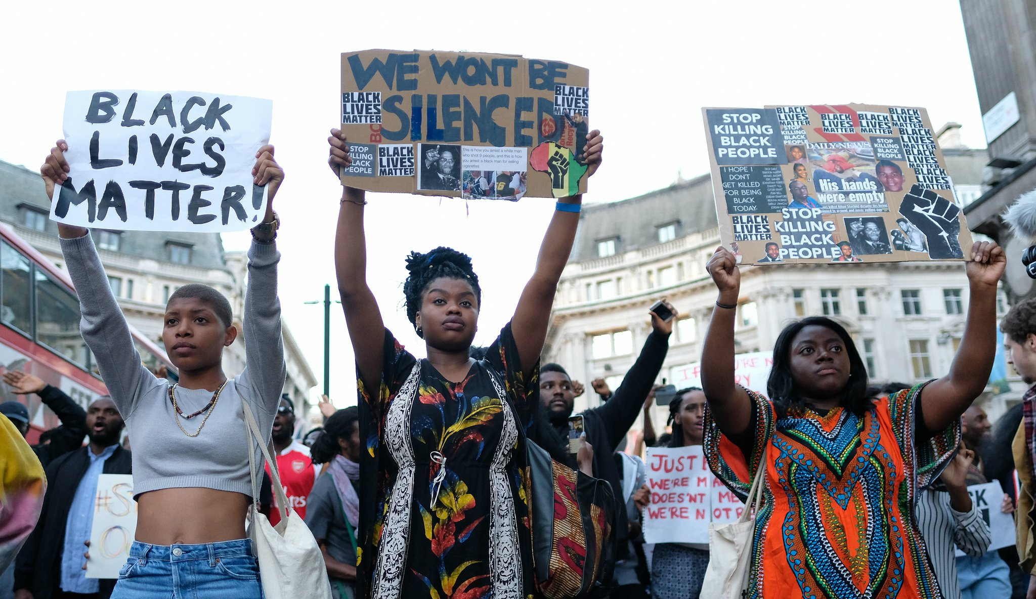 Black Lives matter Flickr