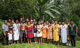 Artikel: UN Awards $100,000 to Indigenous Communities Protecting the Planet