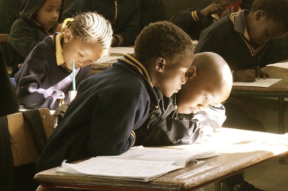 It's Time to Raise the Grade. Ask the South African Government to Invest in Education.