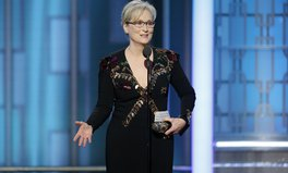 Article: Meryl Streep's Golden Globes Speech Perfectly Captures the Mood of 48.2% of America
