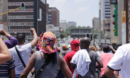 Article: South Africans Go Online to Document Police Brutality
