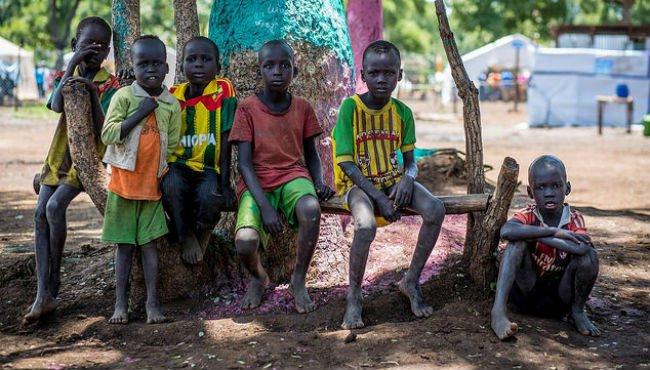 the lost children of sudan essay